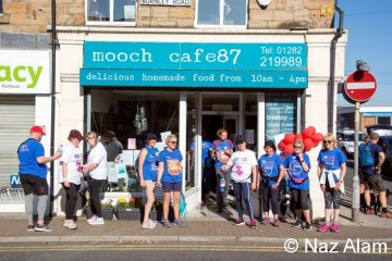 MND Charity Walk 2019 - Mooch Cafe