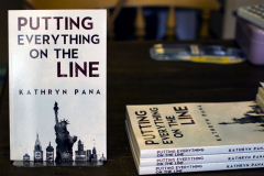 Book Launch: Putting Everything on the Line