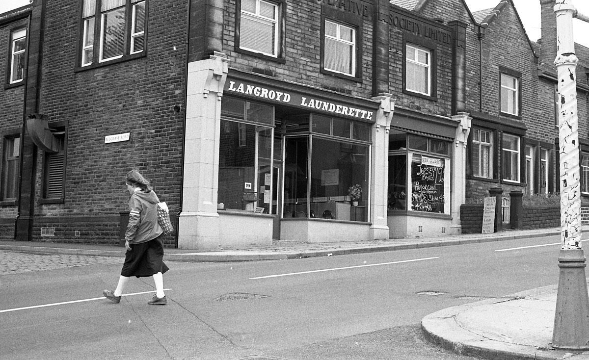 Colne & District Co-operative Society: Langroyd Road