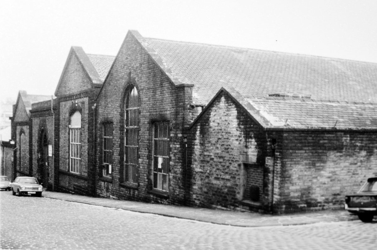 Colne & District Co-operative Society: Stanley Street Bakery (c1897)