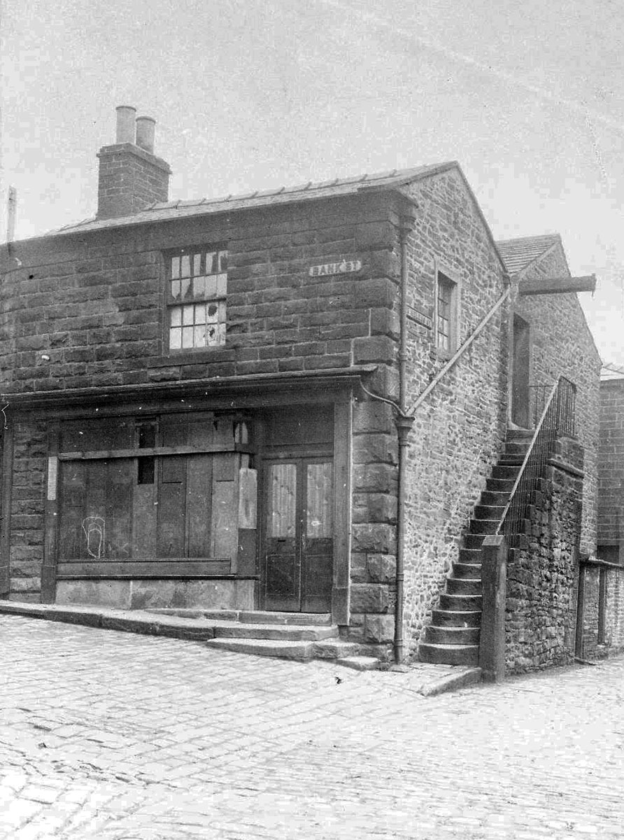 Colne & District Co-operative Society: Waterside (Bank Street)