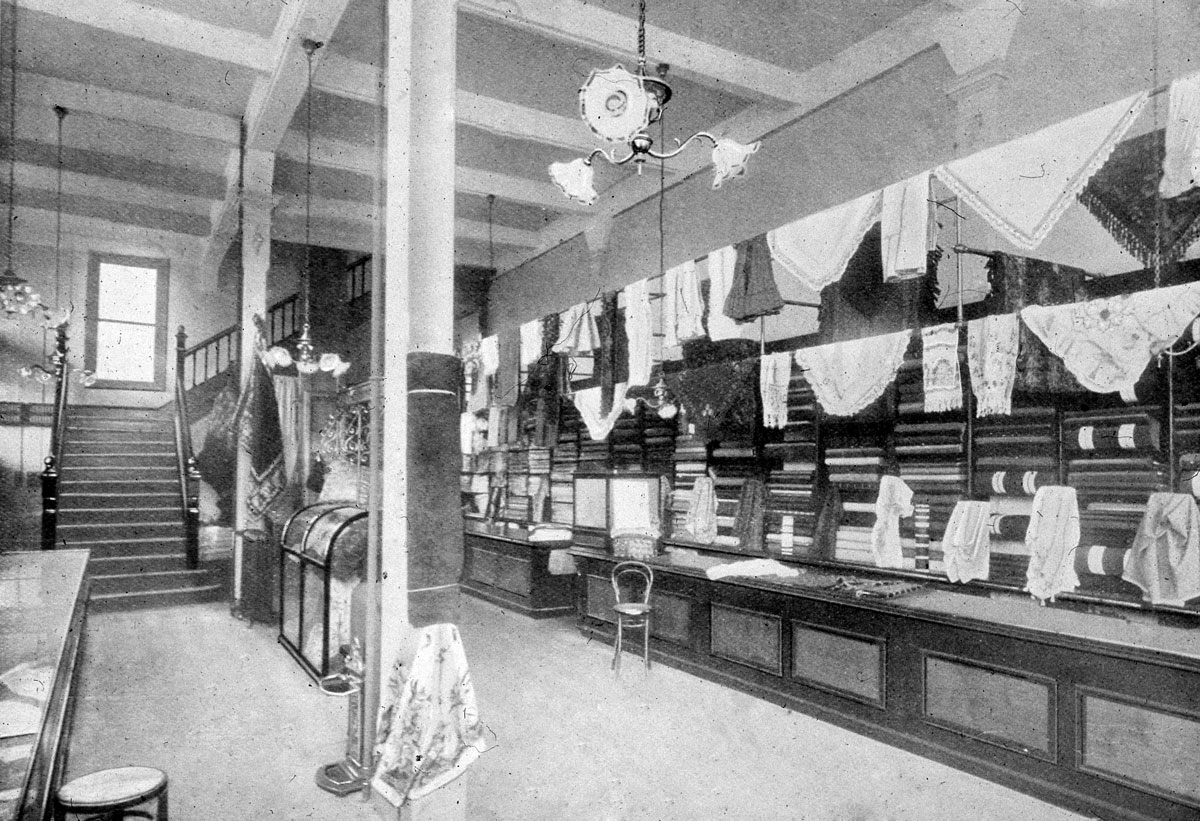 Colne & District Co-Op - Norway House: Drapery Dept (2)