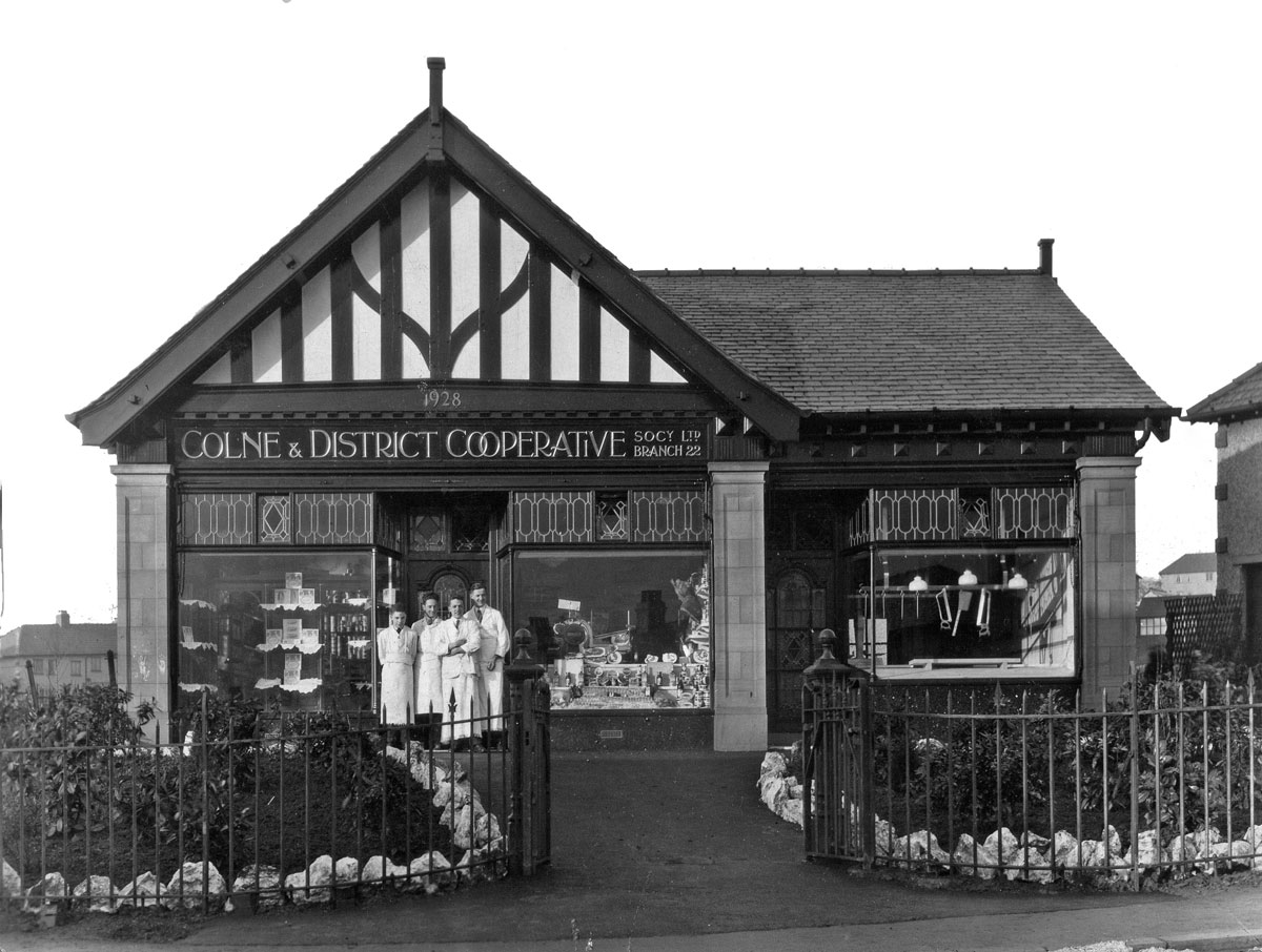 Colne & District Co-Op: Ruskin Avenue (Branch 22)