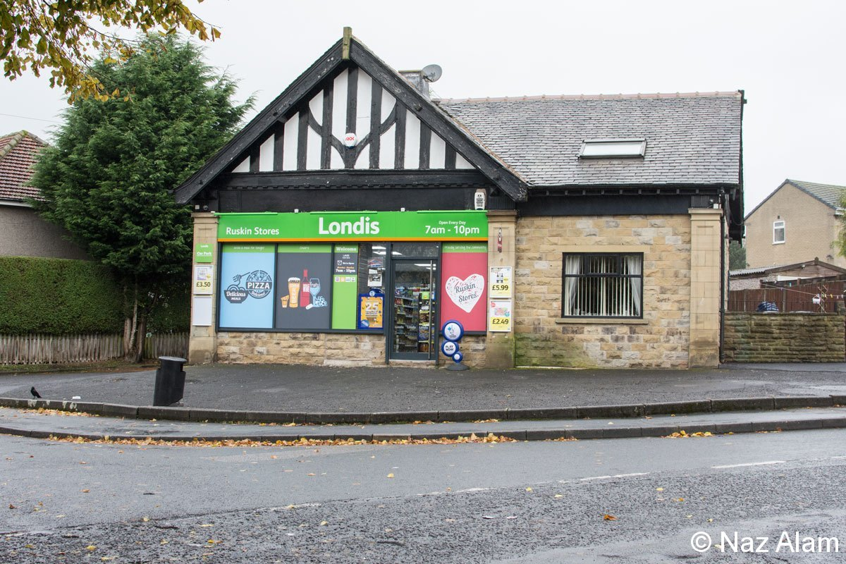 Colne & District Co-Op: Ruskin Avenue (Branch 22)  as of Nov 2019