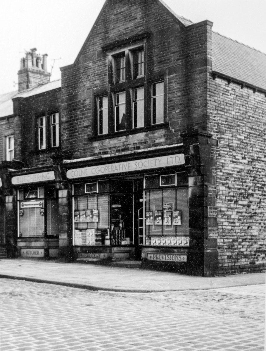 Colne & District Co-Op - Alkincoats Road