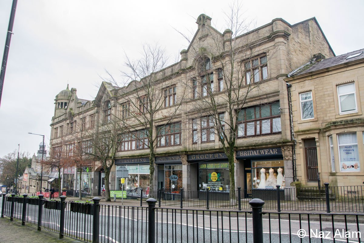 Colne & District Co-Op: Norway House