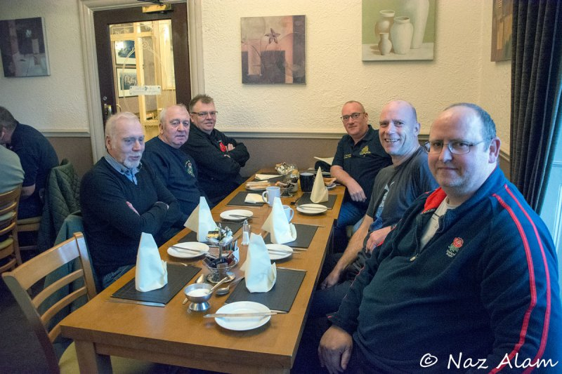 Colne Armed Forces & Veterans Breakfast Club - Jan 2020