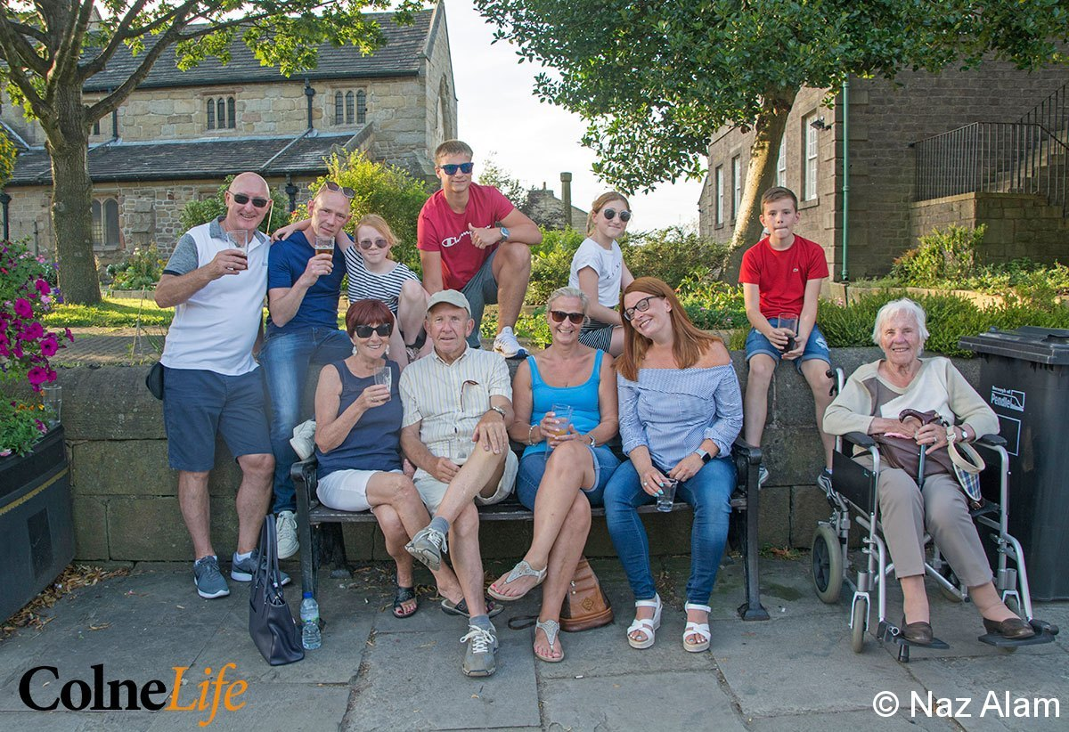 Colne Life: At the Blues