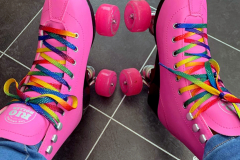Earnies - Clare's Rollerskate's!