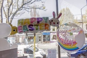 Easter in Colne (2019)
