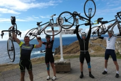 Cycling Fundraising Team: Lands End