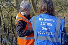 Great British Spring Clean - Waterside