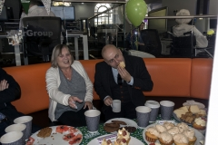 XLCR Coffee Morning - MacMillan Cancer