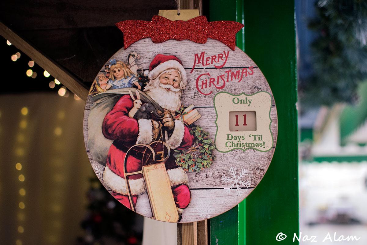 Colne Market Hall: Santa's Grotto