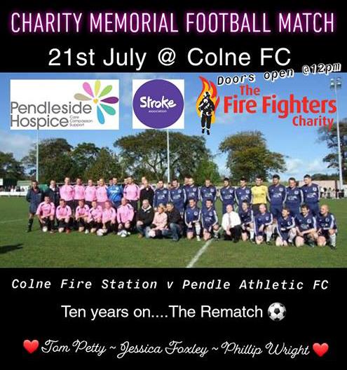 Charity Football Match 2010