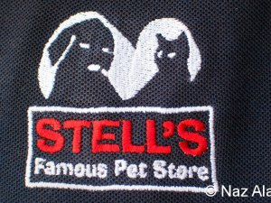 Donated by Stell's Pet Store & Dorothy Lord