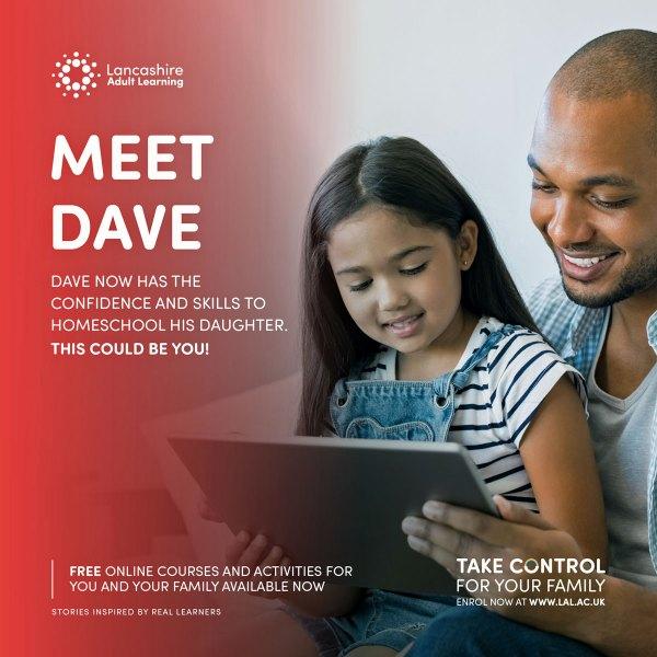 Take Control - Lancashire Adult Learning