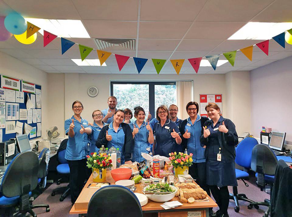 Colne & District Nurses