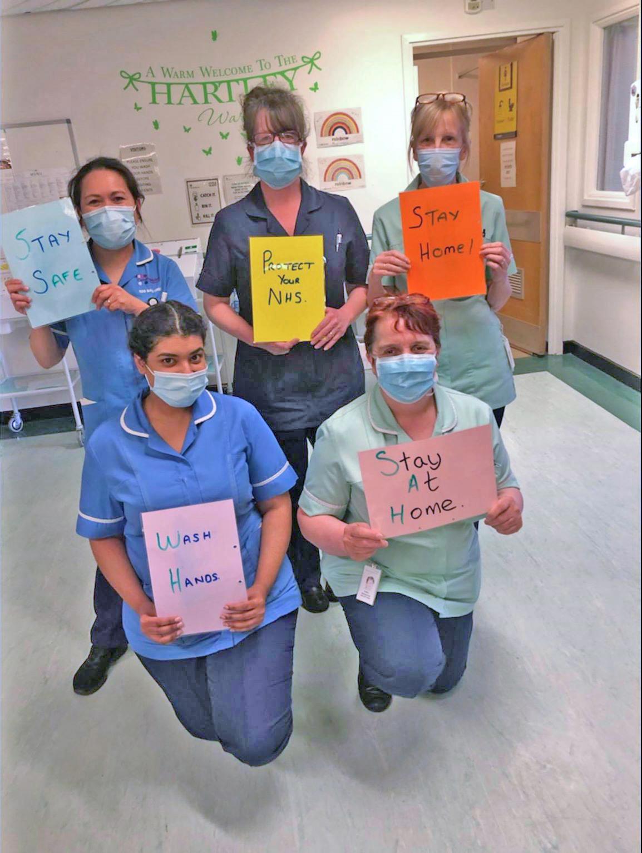 Pendle Community Hospital - Hartley Ward