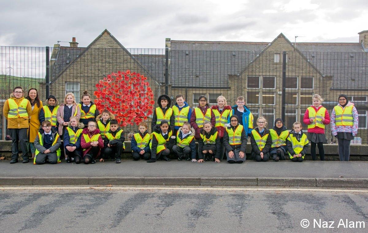 West Street Primary School Remembers