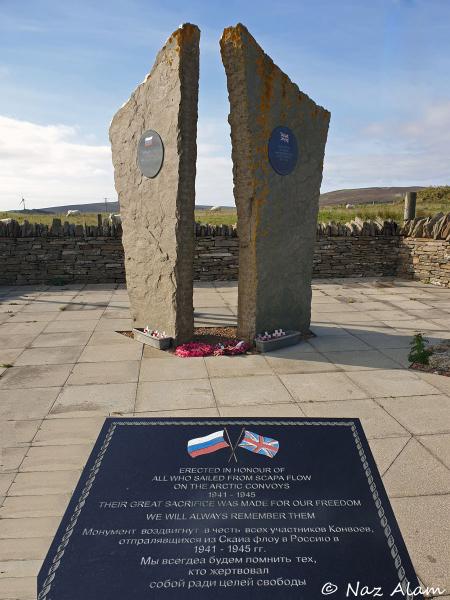 Hoy_Island_Artic_Convoy_Memorial_1