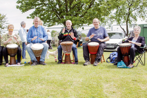 Keep the Beat Drum Circle