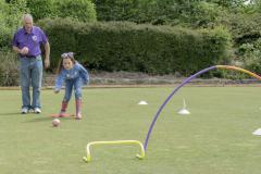 Philip Wright Crown Green Bowling Academy