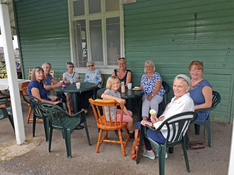 Natter Shack - Pavilion Cafe