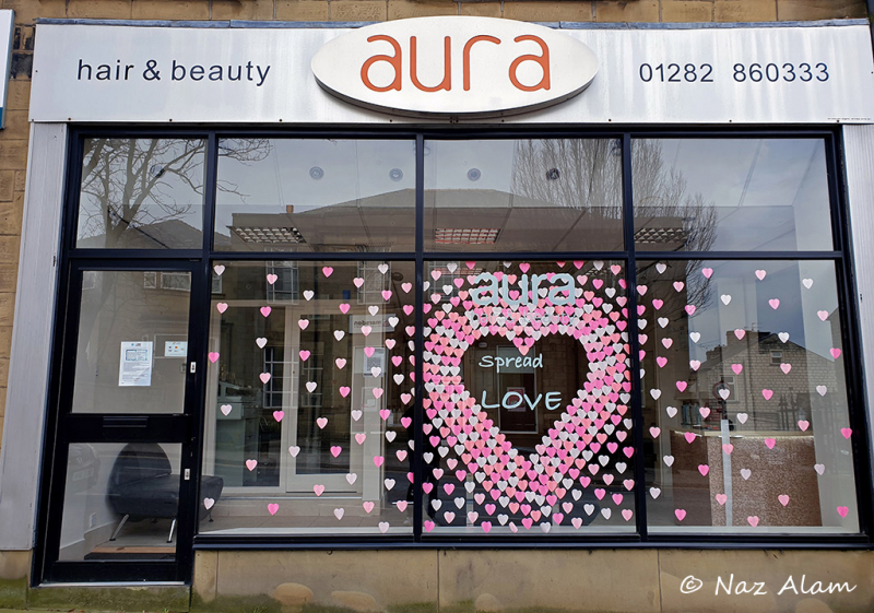 Valentines-Day 2021 - Aura Hair & Beauty Hairdressers