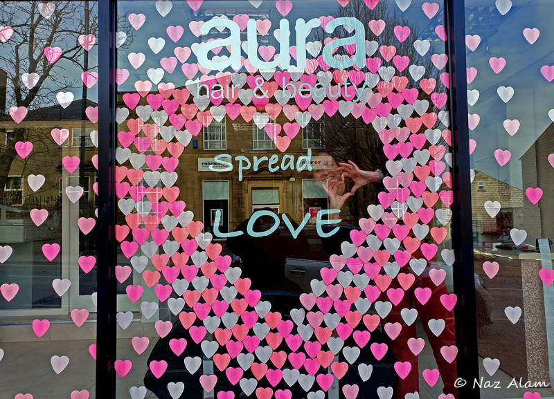 Valentines-Day 2021 - Aura-Hairdressers